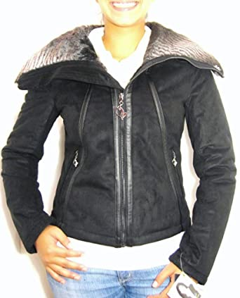 Baby Phat Clothes Gorgeous Amazon Baby Phat Women's Winter Jacket Bkack Small 60BP
