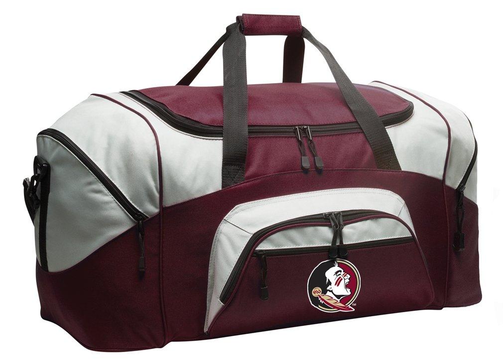 Broad Bay FSU Gym Bag Deluxe Florida State Duffle Bag