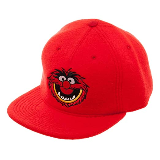 Amazon.com  Disney The Muppets Animal Snapback Hat  Clothing 7f664813b33