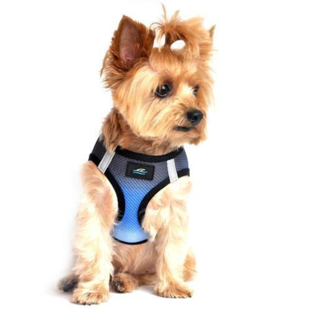 XL American River Dog Harness Ombre Collection Midnight Sky XL by Doggie Design