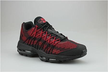 nike air max 95 rouge noir