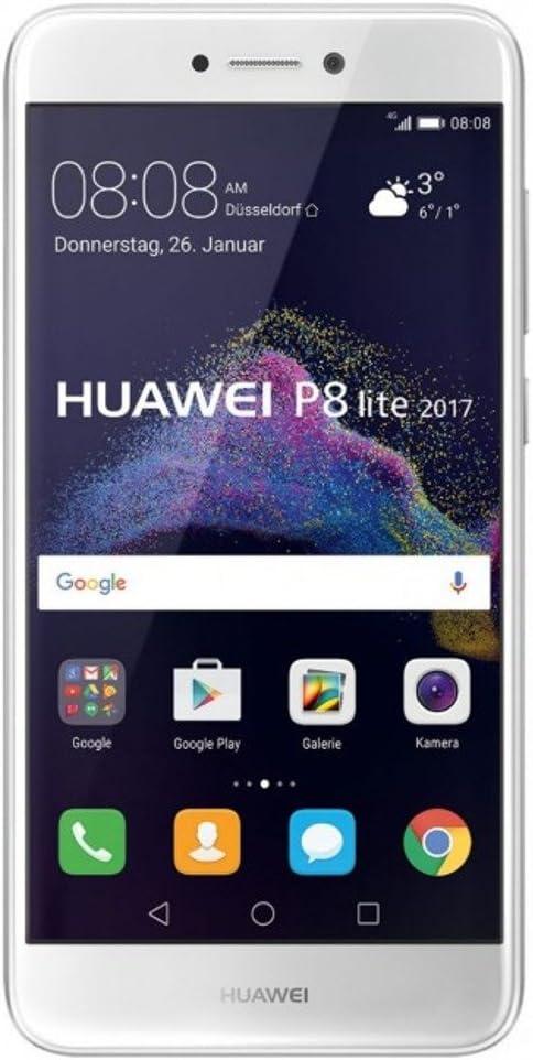 Huawei P8 Lite 2017, Modelo PRA-LX1 color blanco, 16 GB: Amazon.es: Electrónica