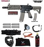 Tippmann TMC MAGFED Specialist Paintball Gun Package
