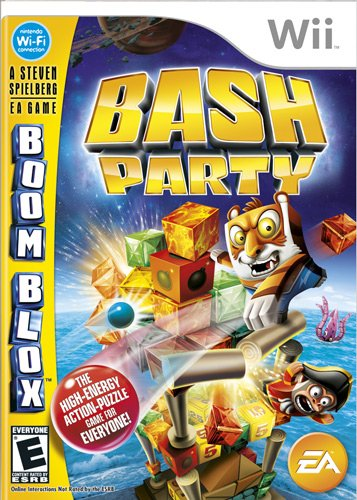Boom Blox Wii (Electronic Arts-Boom Blox Bash Party)