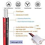 FSJEE 8mm 3528/2835 LED Strip Light Connectors Kits