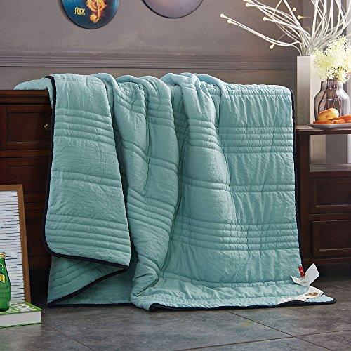 NATURETY Quilt Washable Blanket Comforter