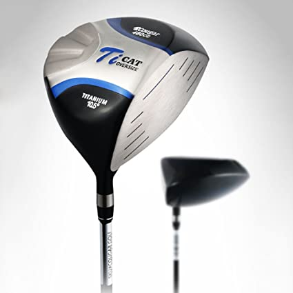 Amazon.com: Cougar ticat Titanio 10,5 ° 460 cc Golf ...