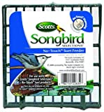 Songbird Selections 1022834 Suet Basket Feeder for Bird Food,, My Pet Supplies