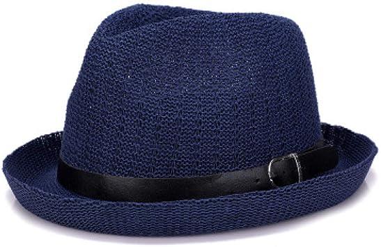 kyprx Gorras de béisbol para Hombres Sombreros para el Sol de ...