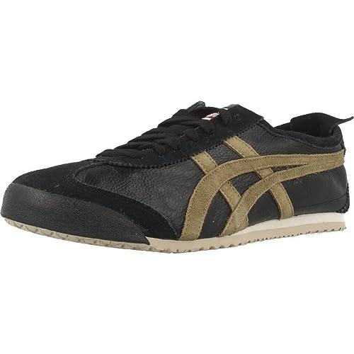 1f144938 Onitsuka Tiger Mexico 66 Vin D2J4L-9086, Zapatillas para Hombre, (Black  001), 39 EU: Amazon.es: Zapatos y complementos