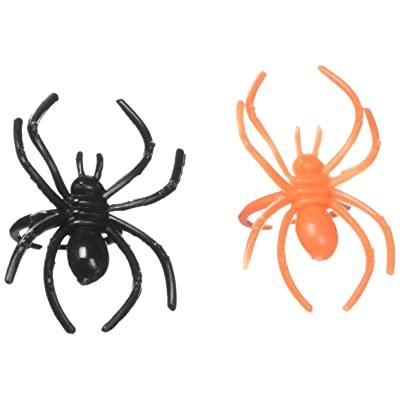 Spider Plastic Ring: Toys & Games