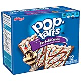 Pop-Tarts Toaster Pastries, Frosted Hot Fudge Sundae, 12-Count Packages (Pack of 4)