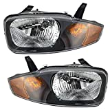 aftermarket headlight assembly - Driver and Passenger Headlights Headlamps Replacement for Chevrolet 22707274 22707273