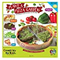 Creativity for Kids Plant a Pizza Garden - Vegetable and Herb Starter Kit for Kids