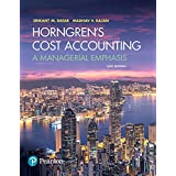 Horngren's Cost Accounting: A Managerial Emphasis
