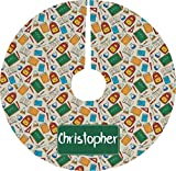 RNK Shops Math Lesson Tree Skirt (Personalized)
