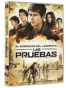 El Corredor Del Laberinto: Las Pruebas [DVD]: Amazon.es