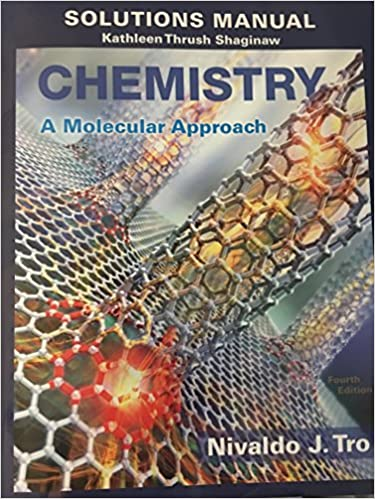 Solution manual for chemistry a molecular approach nivaldo j tro solution manual for chemistry a molecular approach nivaldo j tro 9780134066257 amazon books fandeluxe Choice Image