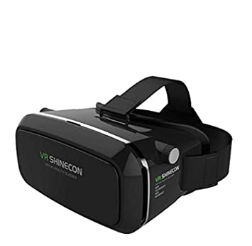 2653c79c3d89 GetitPal Augmento Shinecon Virtual Reality Headset With  Amazon.in   Electronics