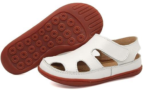 Sandalias Niña Niño Punta Cerrada Niños Gaatpot Con Zapatos Unisex 54Rjq3AL