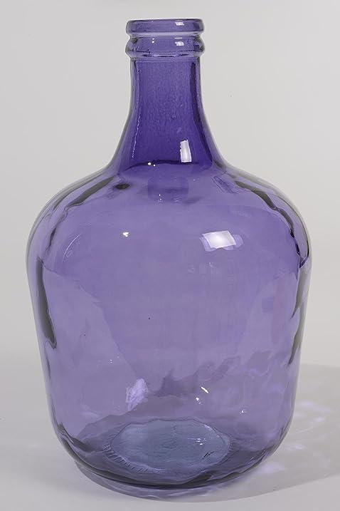 Amazon 165 Tropicalia Hand Made Transparent Purple Recycled