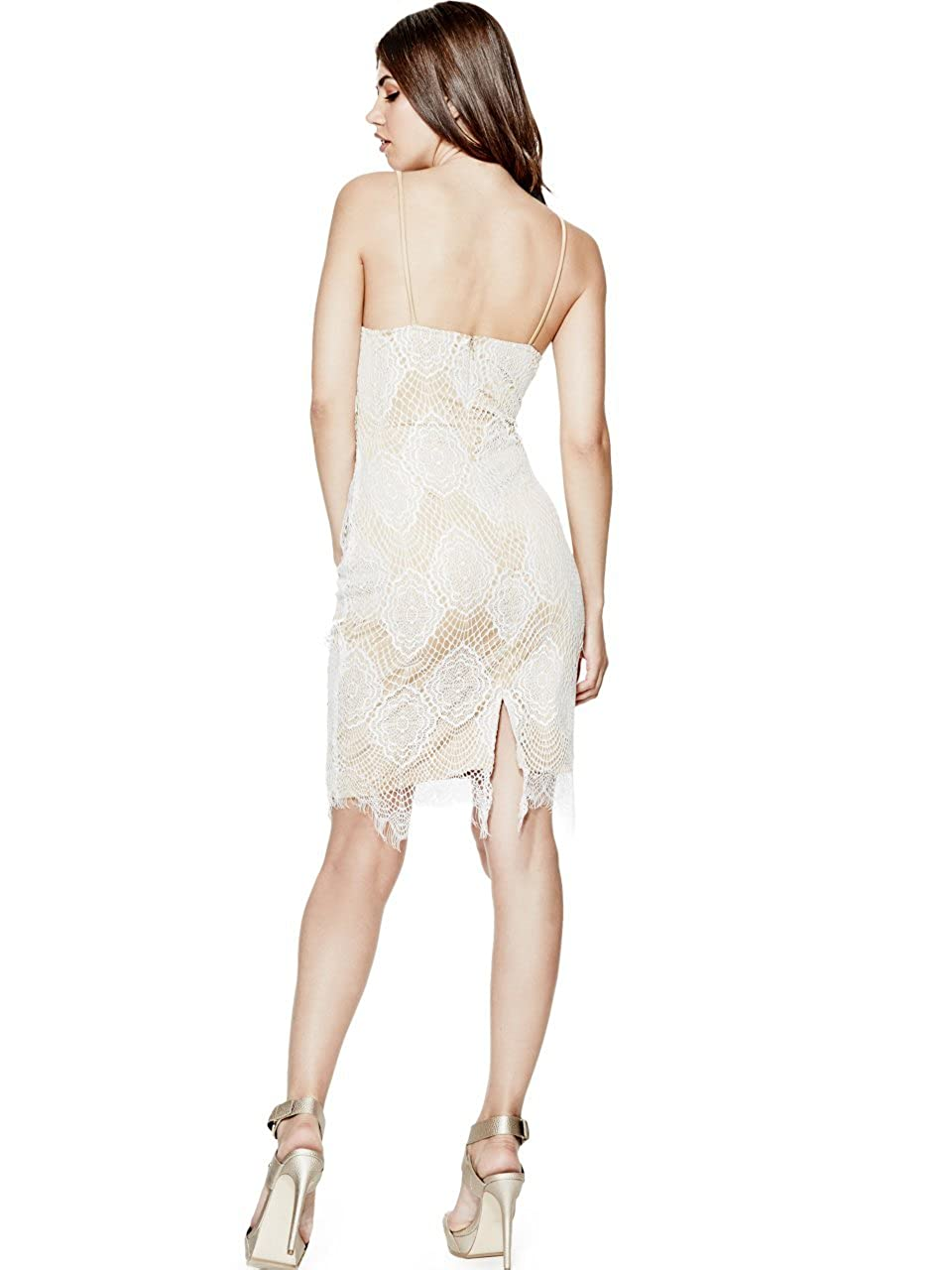 G by GUESS Womens Dara Lace Dress