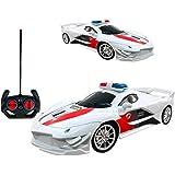 Brinquedo Infantil Carrinho De Policia Controle Remoto Luz carrinho controle remoto viatura policia milita a pilhas cores sor
