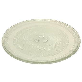 Bandeja de cristal Diam. 255 mm - horno microondas - Daewoo ...