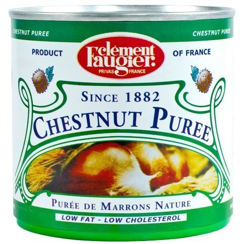 - Clement Faugier Chestnut Puree From Ardeche - 15.5 Oz. (2 PACK)