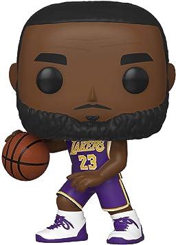 Oferta amazon: Funko- Pop NBA: Lakers-Lebron James Figura Coleccionable, Multicolor (46549)
