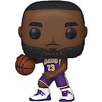 Boneco NBA Lebron James Los Angeles Lakers Pop Funko 66 - SUIKA
