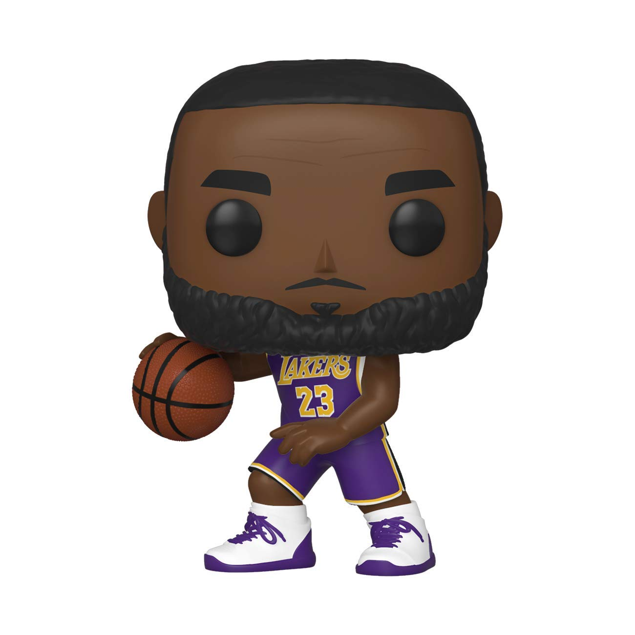 Funko- Pop NBA: Lakers-Lebron James Figura Coleccionable ...