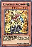 Yu-Gi-Oh! - Beast King Barbaros (CT08-EN005) - 2011 Collectors Tins - Limited Edition - Super Rare