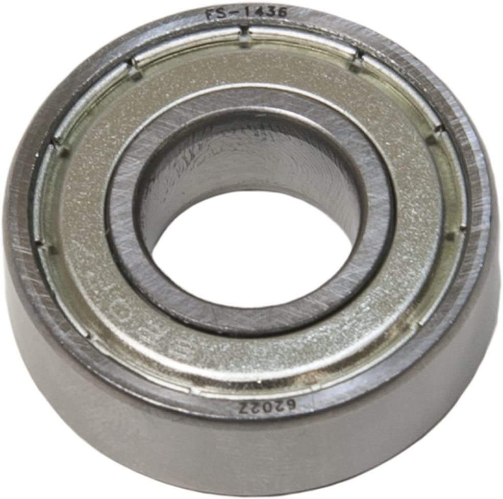 Factory Spec, FS-1436, Bearing Replaces Yamaha OEM #'s 93306-20204-00 & 93306-20227-00