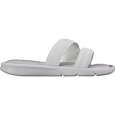 62a16b26f NIKE Women s Ultra Comfort Slide Pure Platinum Wolf Grey Pure ...