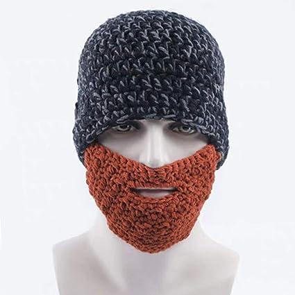 5b8124c451b Amazon.com  SUPOW Knitted Hat