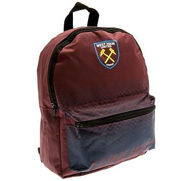 West ham United F.C. Junior Backpack Official Merchandise  Amazon.co ... 7199e039ce152