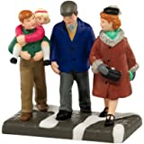 Department 56 Christmas in the City Village Family Holiday Tradition Accessory Figurine, 20.5 inch