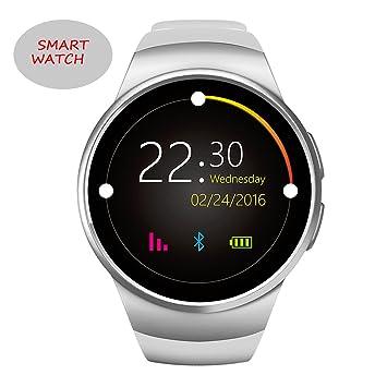 Silver Reloj De Pulsera De Fitness For Women , Shengyaohul Pedometer Digital Watch Podómetro / La Alarma Se Pierde / Sentada Memoria Inteligente Reloj De La ...