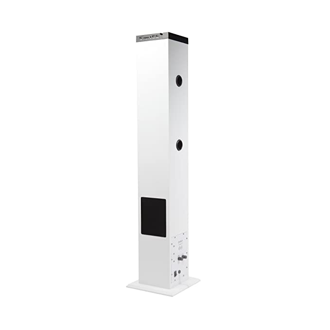Energy Tower 5 Torre de sonido con Bluetooth y mando a distancia ...