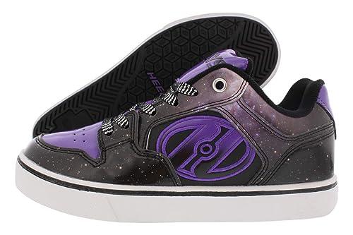 ff80bb92c4a10 Heelys Motion Plus Skate Shoe (Little Kid Big Kid) Black  Amazon.co ...