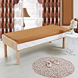 LWZY Linens Massage table sheet,waterproof sheets,spa linens,set of 2,special sheets for beauty sheets/massage physiotherapy sheets-D 180x80cm(71x31inch)