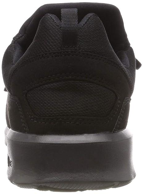 de Skateboard HommeNoir Shoes Black 3BK HeathrowChaussures DC GMSUpjqLzV