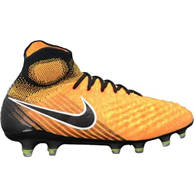 d28889b0f750 Nike Magista Obra II FG - Laser Orange   Black ...