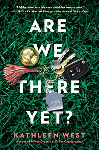 Book Cover: Are We There Yet?