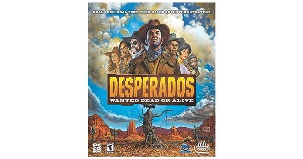 Amazon Com Desperados Wanted Dead Or Alive Online Game Code Video Games
