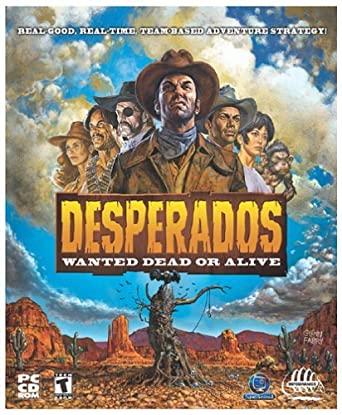 Amazon Com Desperados Wanted Dead Or Alive Online Game Code Video Games