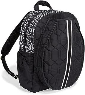 product image for cinda b. Tennis Backpack, Jet Set Black, One Size