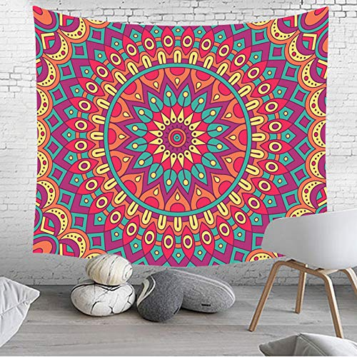 """Psychedelic Trippy Art Fabric Poster 18/"""" x 13/"""" P24"""