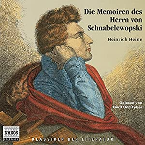 Die Memoiren des Herrn von Schnabelewopski Hörbuch